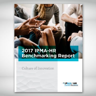 IPMA-HR 2017 Benchmarking Report