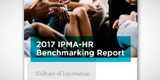 IPMA-HR 2017 Benchmarking Report