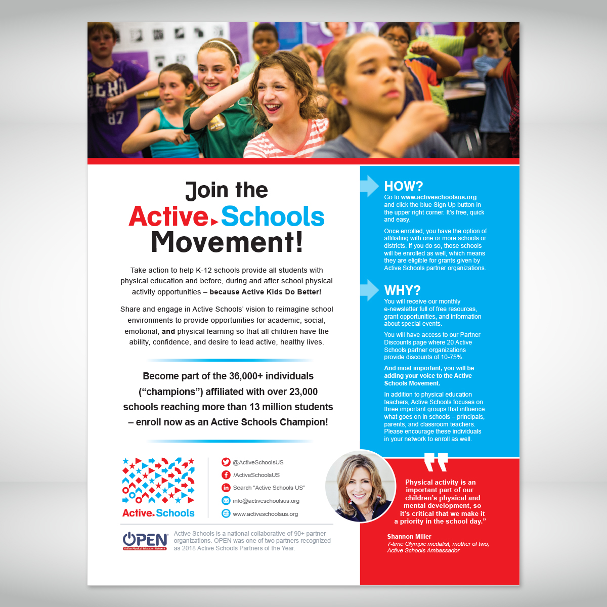 Active Schools Catalog Ad