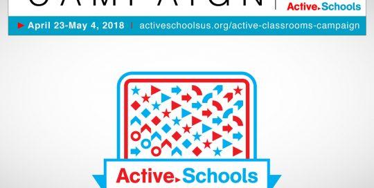 Active Schools Email Badge & Header
