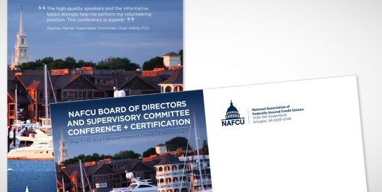 NAFCU Board of Directors 2018 Brochure