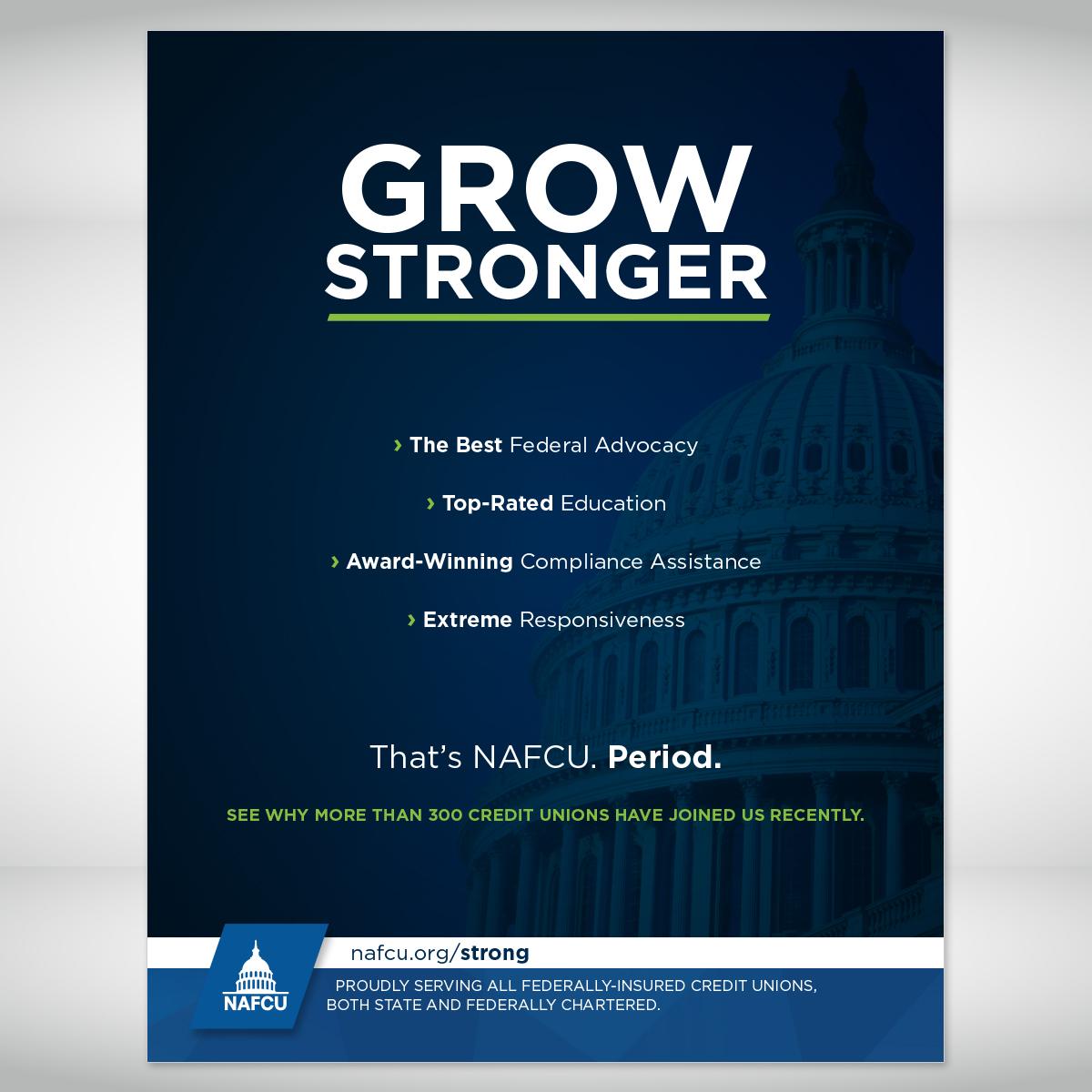 NAFCU Membership Ad