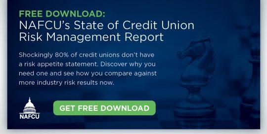 NAFCU Risk Management Ad
