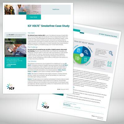 ICF Case Study - 2pg