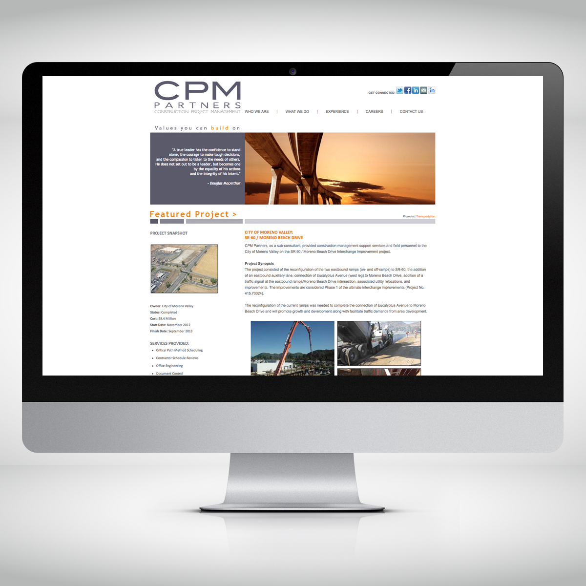 CPM Feature Page