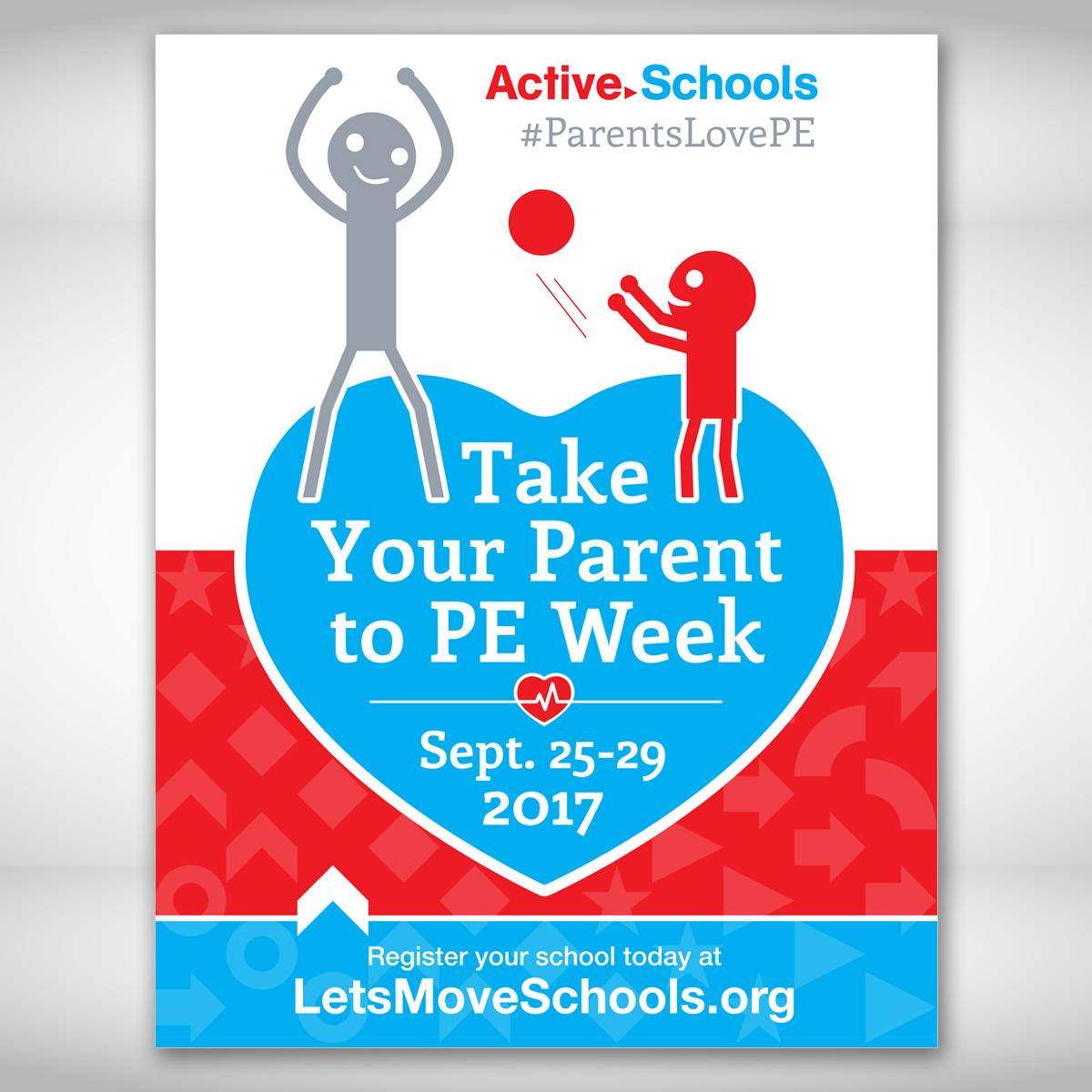 Active Schools Poster